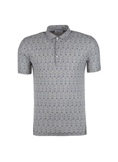 Gran Sasso Tişört Gri